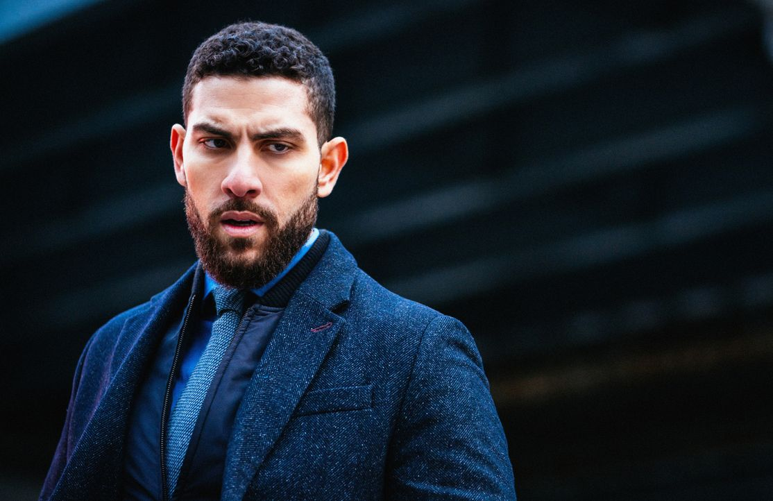 Special Agent Omar Adom 'OA' Zidan (Zeeko Zaki) - Bildquelle: Michael Parmelee 2019 CBS Broadcasting, Inc. All Rights Reserved. / Michael Parmelee