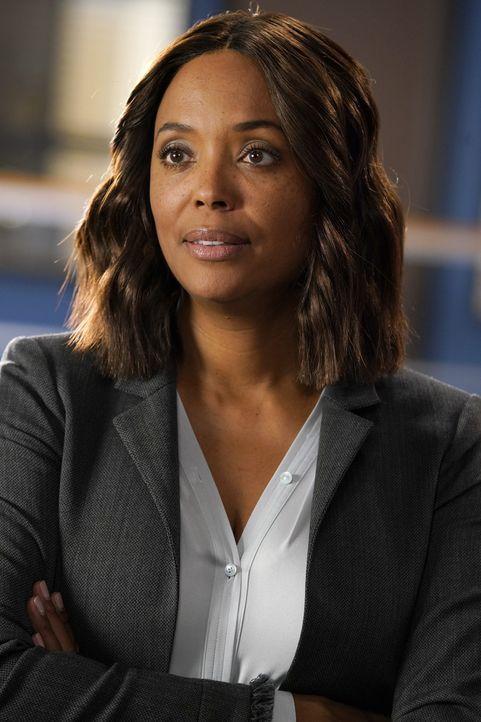 Dr. Tara Lewis (Aisha Tyler) - Bildquelle: Cliff Lipson ABC Studios / Cliff Lipson