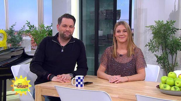 Frühstücksfernsehen - Frühstücksfernsehen - Naddel, Sabine Und Das Gute Alte Kleingeld