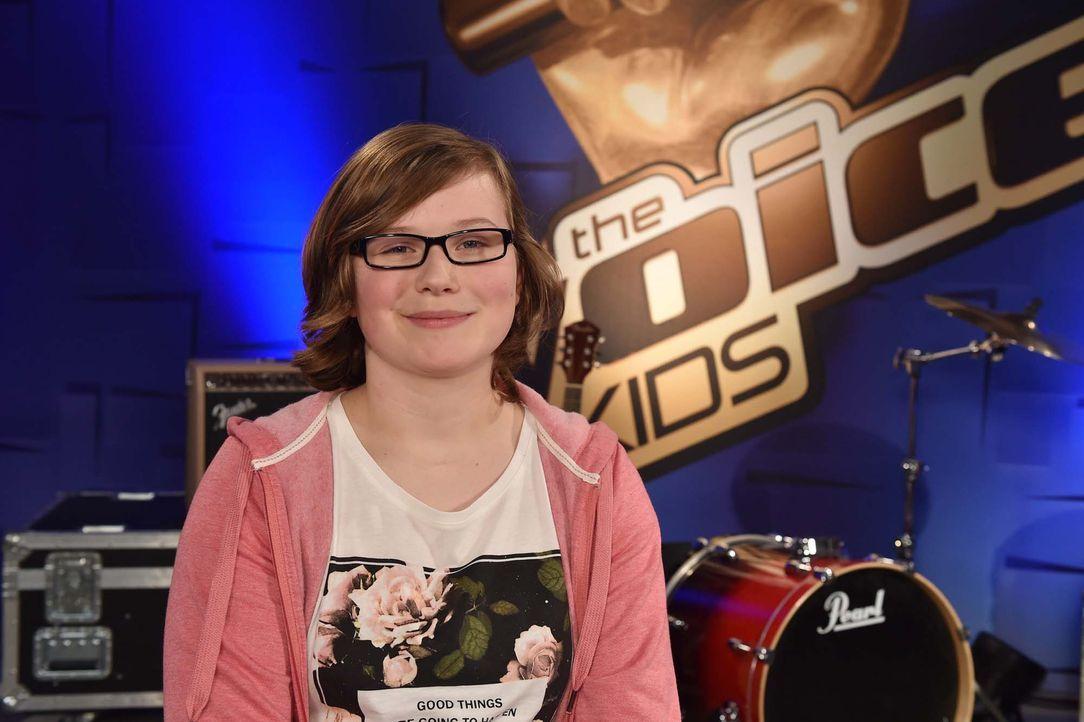 The-Voice-Kids-Stf04-Epi04-LaraS-02-SAT1-Andre-Kowalski - Bildquelle: © SAT.1 / André Kowalski