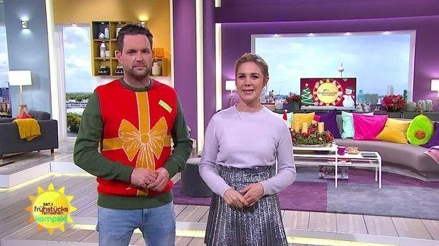 Frühstücksfernsehen - Frühstücksfernsehen - 06.12.2019: Weihnachten Mit Robbie Williams Und Sebastian Fitzek