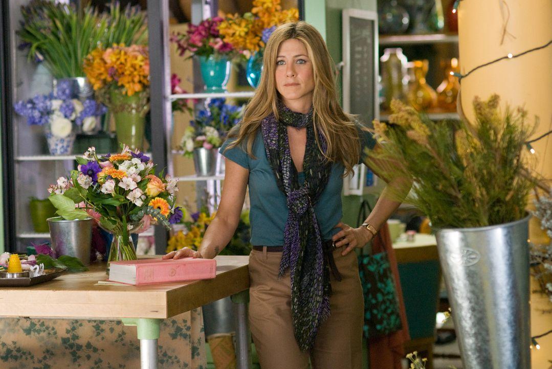 Von Männern hat Eloise (Jennifer Aniston) mehr als genug. Sie vertreibt sich die Zeit lieber in ihrem eigenen Blumenladen, den sie mit Herzblut bet... - Bildquelle: Universal Pictures