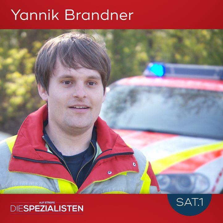 Yannik Brandner - Bildquelle: SAT.1