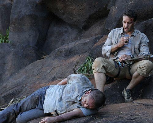 Wie kommt der tote Mann in den Fels? - Bildquelle: CBS Studios