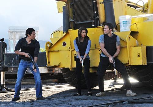 Hawaii Five-0: Bilder - Episode 5 - Die Vertrauensfrage - Bildquelle: CBS Studios Inc