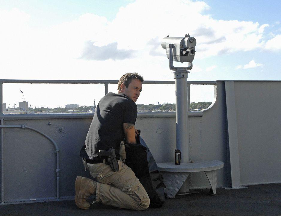 Ein neuer Fall beschäftigt Steve (Alex O'Loughlin) und sein Team ... - Bildquelle: TM &   2010 CBS Studios Inc. All Rights Reserved.