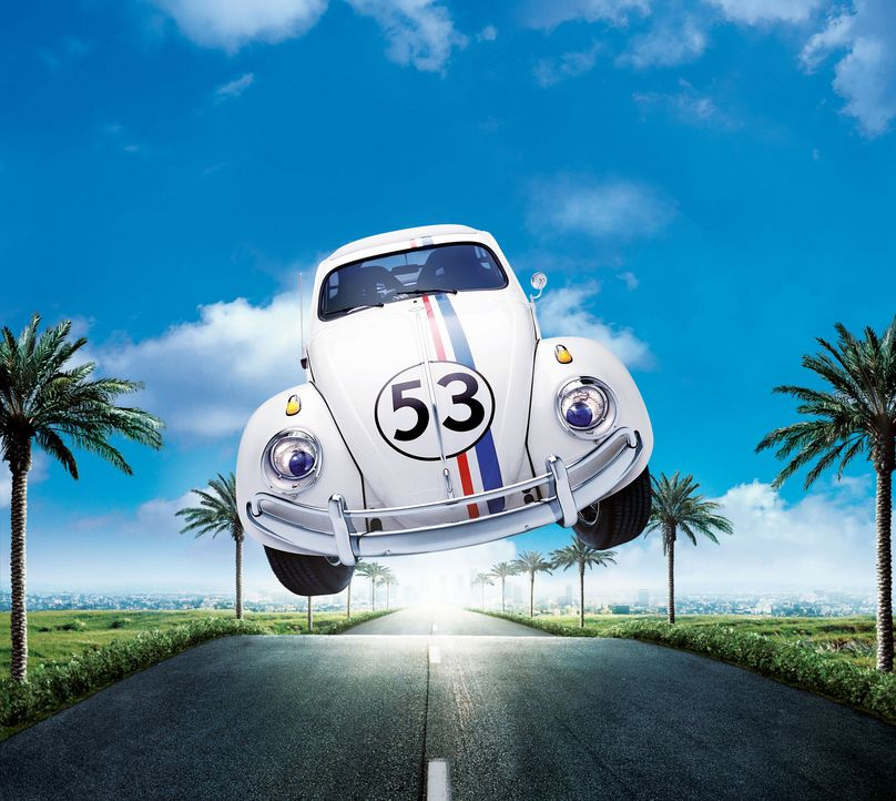 Herbie Fully Loaded - Ein toller Käfer startet durch ... - Bildquelle: Walt Disney Pictures