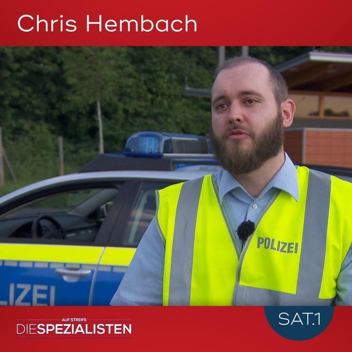 Chris Hembach - Bildquelle: SAT.1