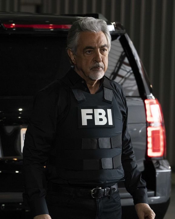 David Rossi (Joe Mantegna) - Bildquelle: Cliff Lipson ABC Studios / Cliff Lipson