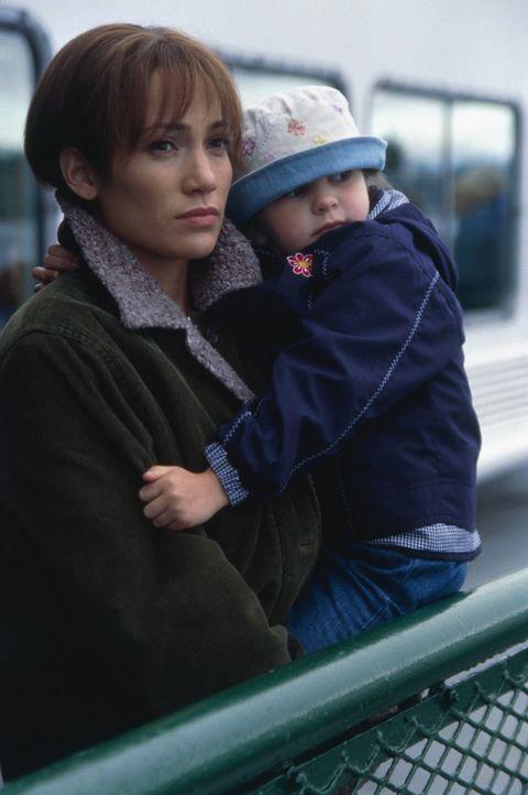 Das Glück scheint perfekt, und auch Nachwuchs (Tessa Allen, r.) lässt nicht lange auf sich warten. Doch mit der Zeit enthüllt Mitch Slim (Jennife... - Bildquelle: 2003 Sony Pictures Television International
