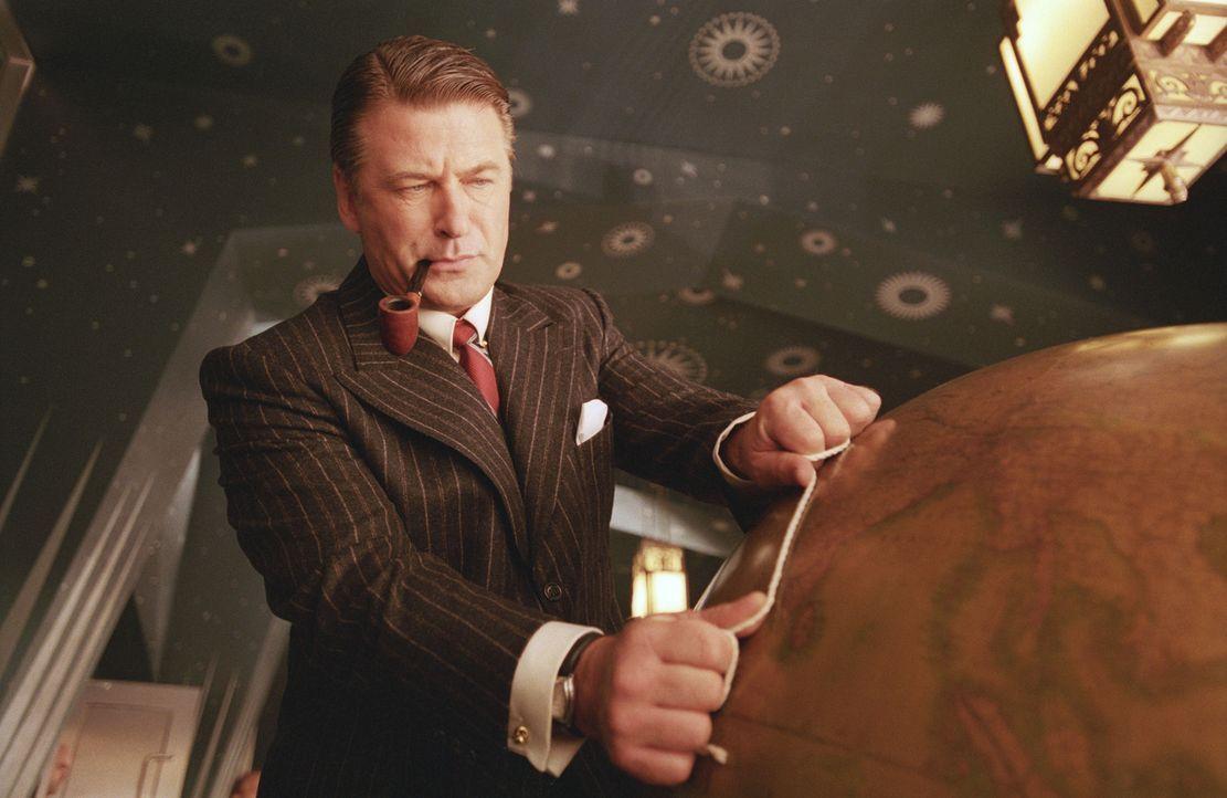 """Als Hughes in die marode Fluggesellschaft """"TWA"""" einsteigt und macht diese zu einem florierenden Unternehmenmacht, ruft das sogleich die bislang domi... - Bildquelle: Miramax International"""