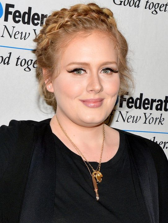 Adele-2013-6-21-getty-AFP - Bildquelle: getty AFP