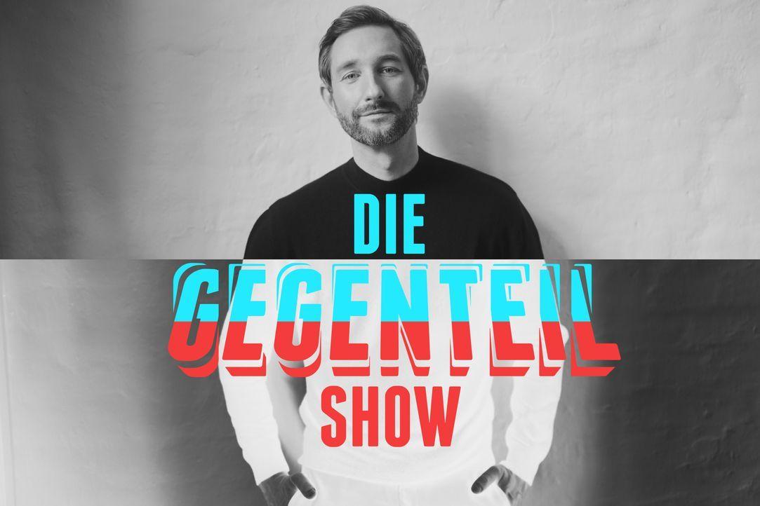 Die Gegenteilshow - Artwork - Daniel Boschmann - Bildquelle: Christoph Köstlin SAT.1 / Christoph Köstlin