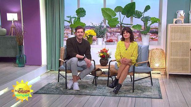 Frühstücksfernsehen - Frühstücksfernsehen - 03.03.2020: Assistenzhunde, Corona Im Alltag & Fitnesstrend Ballett