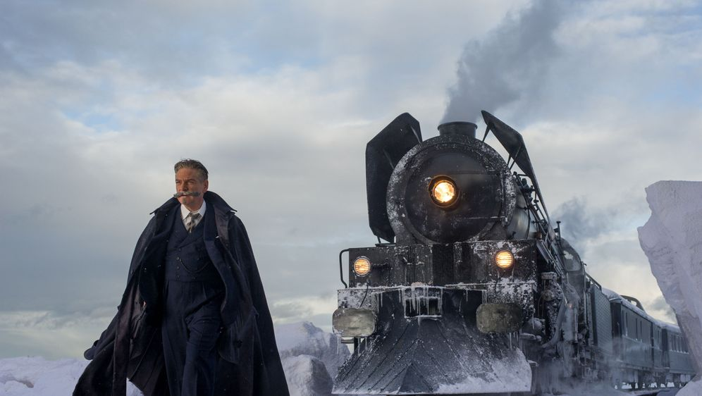Mord im Orient Express - Bildquelle: Nicola Dove 2017 Twentieth Century Fox Film Corporation. All rights reserved. / Nicola Dove