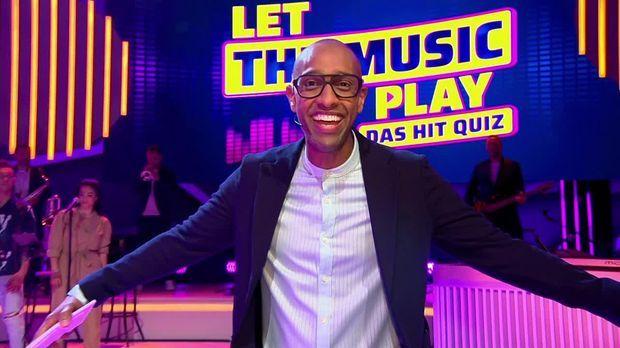 Let The Music Play - Das Hit Quiz - Let The Music Play - Das Hit Quiz - Staffel 1 Episode 16: Let The Music Play - Das Hit Quiz