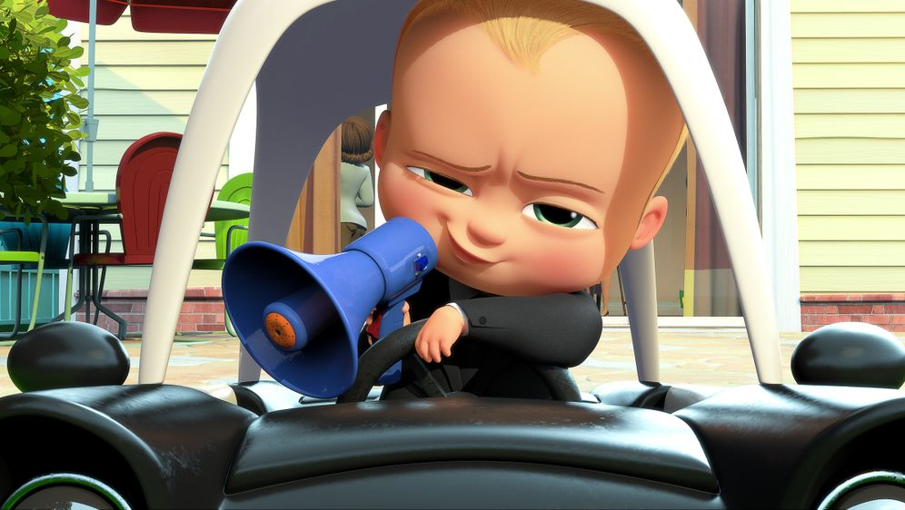 The Boss Baby - Bildquelle: 2017 DreamWorks Animation, L.L.C. All rights reserved.