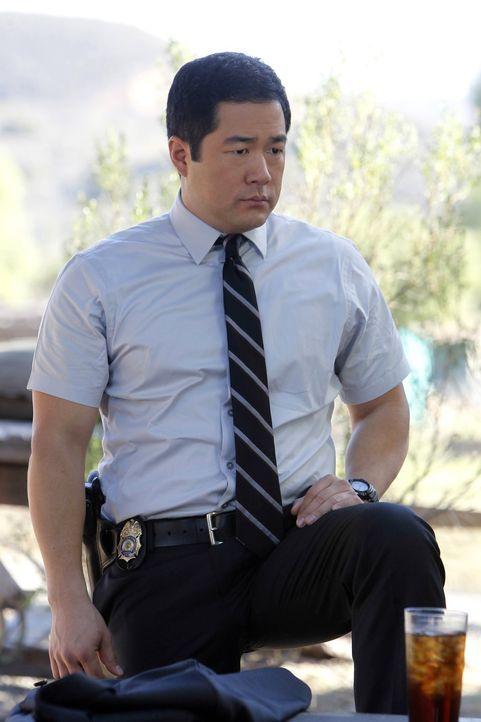 Ein neuer Mordfall beschäftigt Kimball (Tim Kang) und seine Kollegen ... - Bildquelle: Warner Bros. Television
