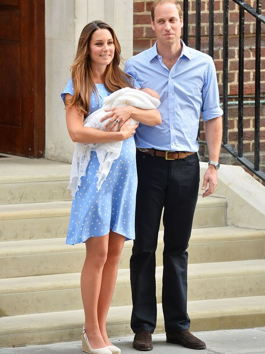Prinz-William-Kate-Middleton-13-07-23-AFP - Bildquelle: AFP