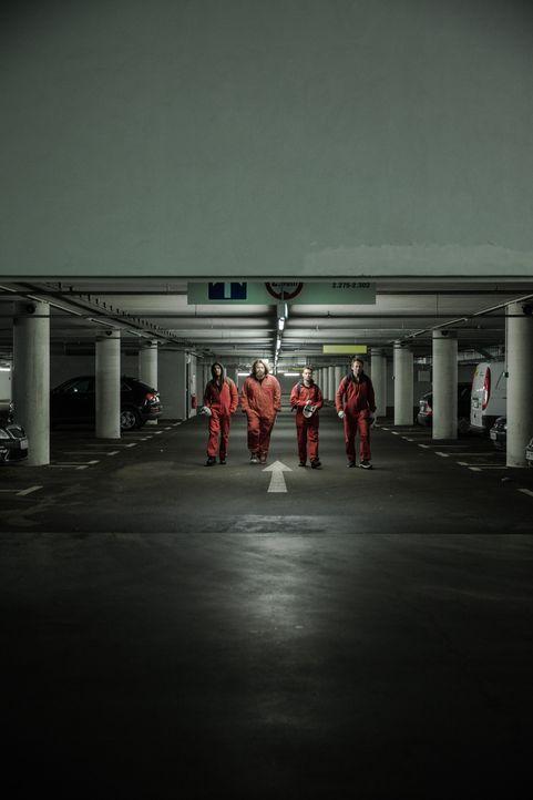 WHO AM I - Artwork - Bildquelle: Jan Rasmus Voss Wiedemann & Berg Film / Jan Rasmus Voss