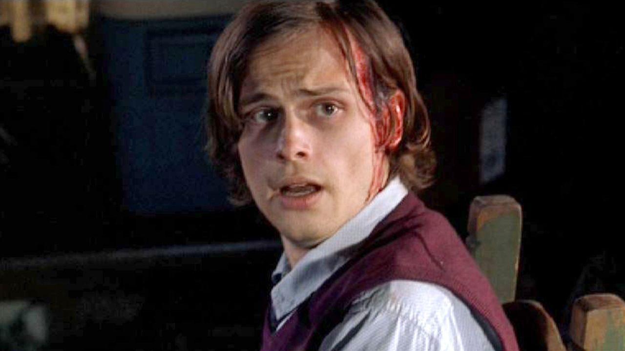 Special Agent Spencer Reid (Matthew Gray Gubler) wurde von Tobias Hankel an einen anderen geheimen Ort verschleppt ... - Bildquelle: Touchstone Television