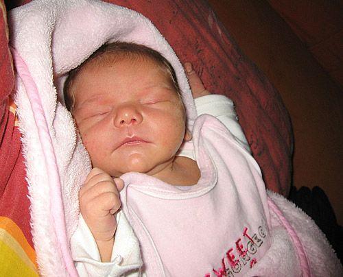 Johanna, Tochter von Verena aus Berlin - Bildquelle: Sat1