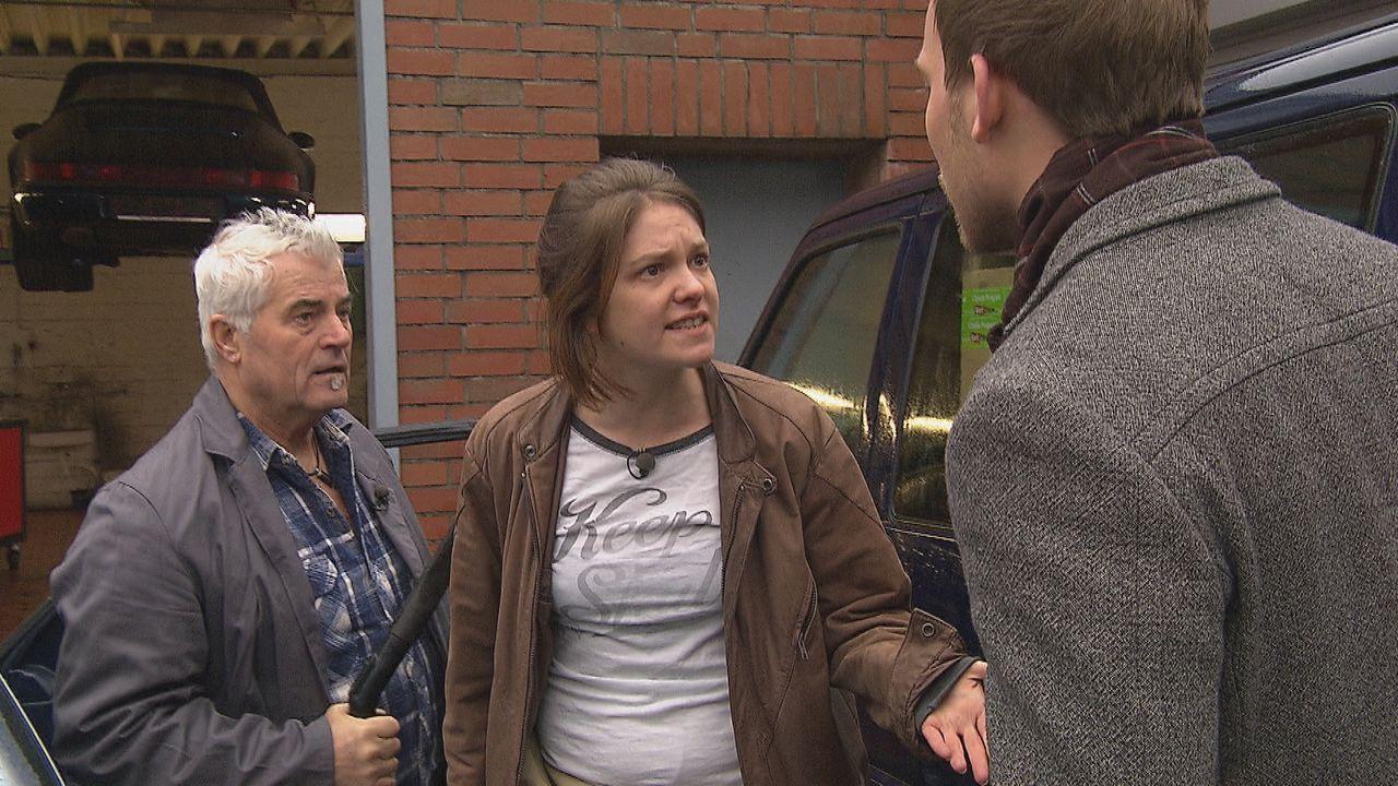 Hilfe, ich bin schwanger! - Bildquelle: SAT.1