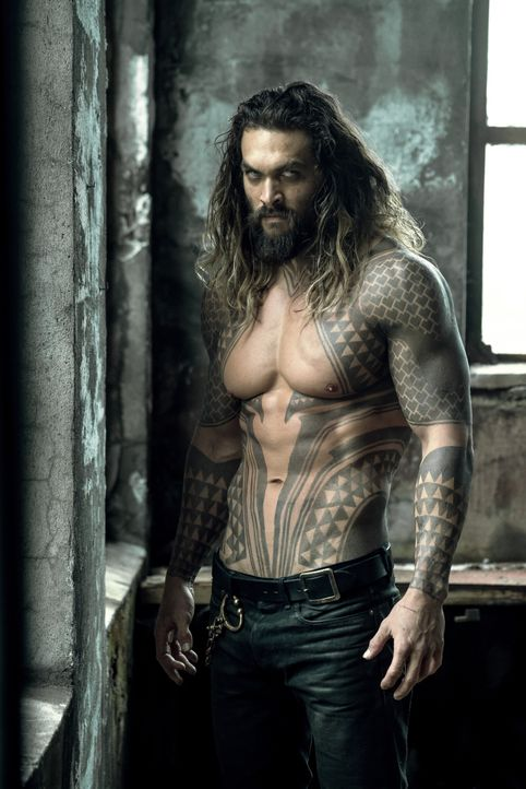 Aquaman / Arthur Curry (Jason Momoa) - Bildquelle: Warner Bros.