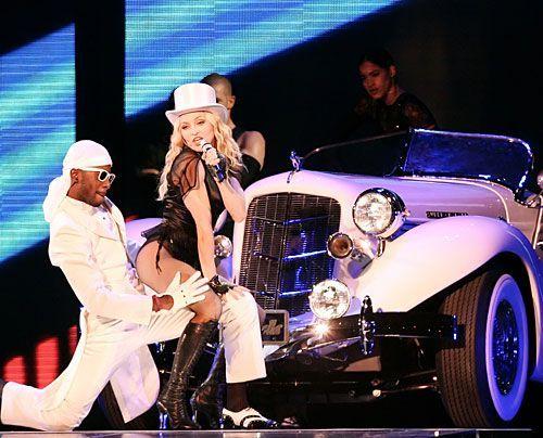 Bildergalerie Madonna Sticky and Sweet | Frühstücksfernsehen | Ratgeber & Magazine - Bildquelle: AFP