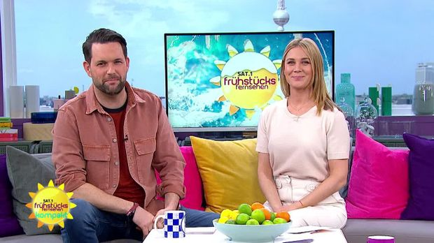 Frühstücksfernsehen - Frühstücksfernsehen - 24.02.2020: Promis In Berlin, Dating-tipps & Fitness-tests Der Polizei