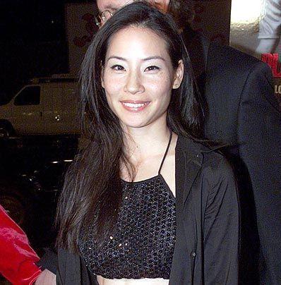 Exotin - Verlockende Bilder der Hollywood-Schönheit Lucy Liu - Bildquelle: AFP