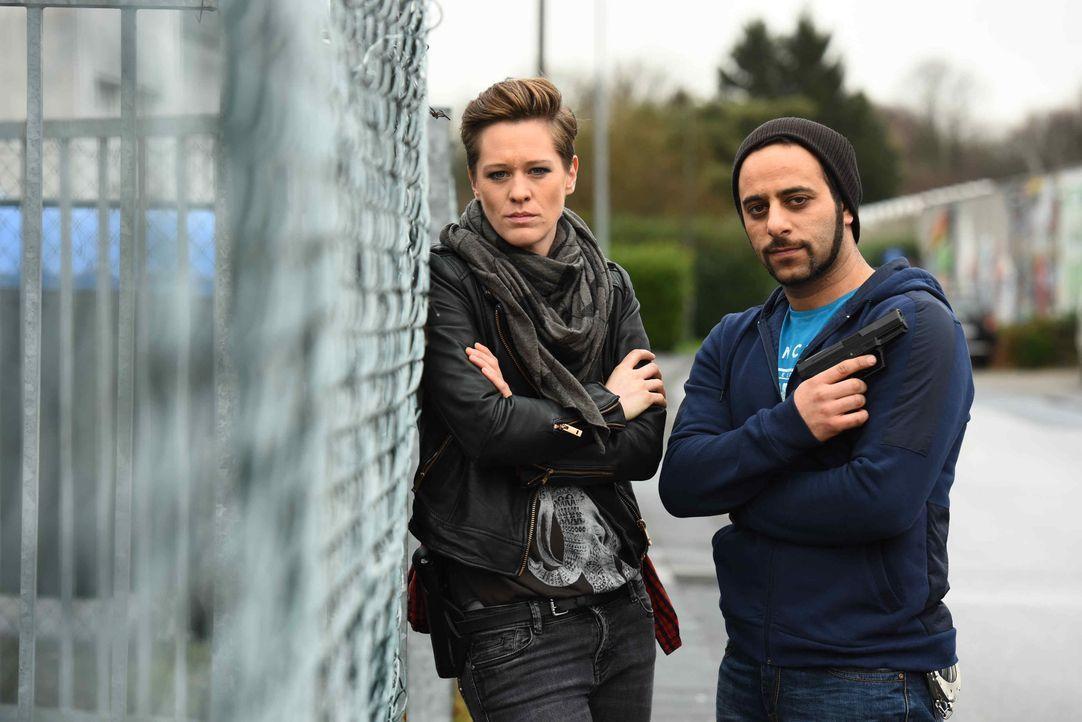 Jenny und Ümit: Berliner Schnauze trifft türkisches Nordlicht - Bildquelle: SAT.1/Willi Weber