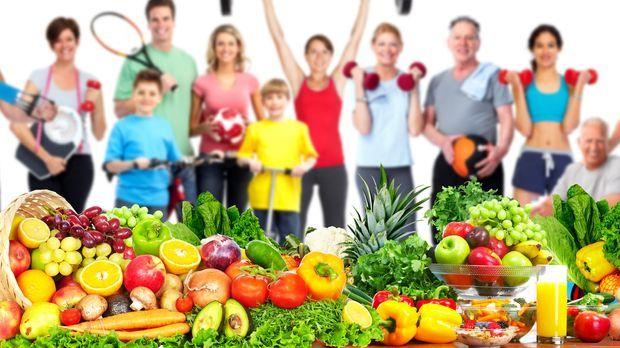 Vegetarische Ernährung zur Gewichtsreduktion 1 Woche