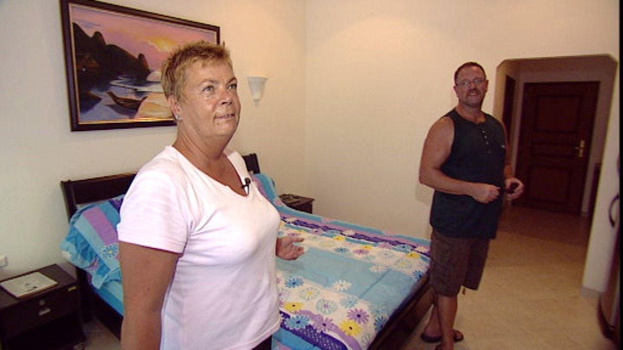 """Ein Stückchen deutsche Heimat in Pattaya mitten in Thailand: Der Wohnkomplex """"View Talay Residence"""" umfasst 80 Eigentumswohnungen auf sieben Stockw... - Bildquelle: SAT.1"""