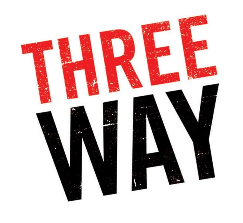 3-Way - Originaltitellogo - Bildquelle: Sony Pictures Television International. All Rights Reserved.