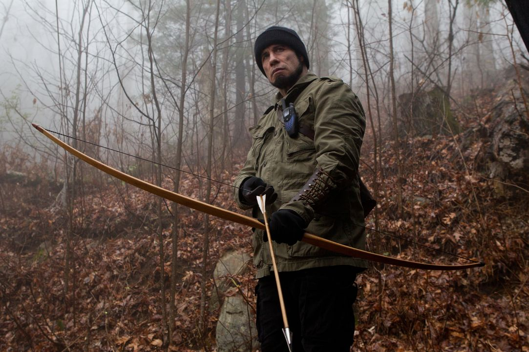 Emil Kovac (John Travolta) - Bildquelle: 2013 KILLING SEASON PRODUCTIONS, INC. All Rights Reserved.
