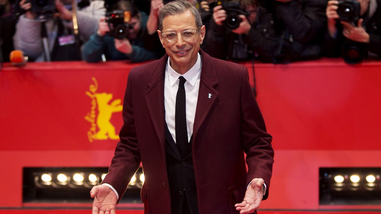 Berlinale-Jeff-Goldblum-14-02-06-AFP - Bildquelle: AFP