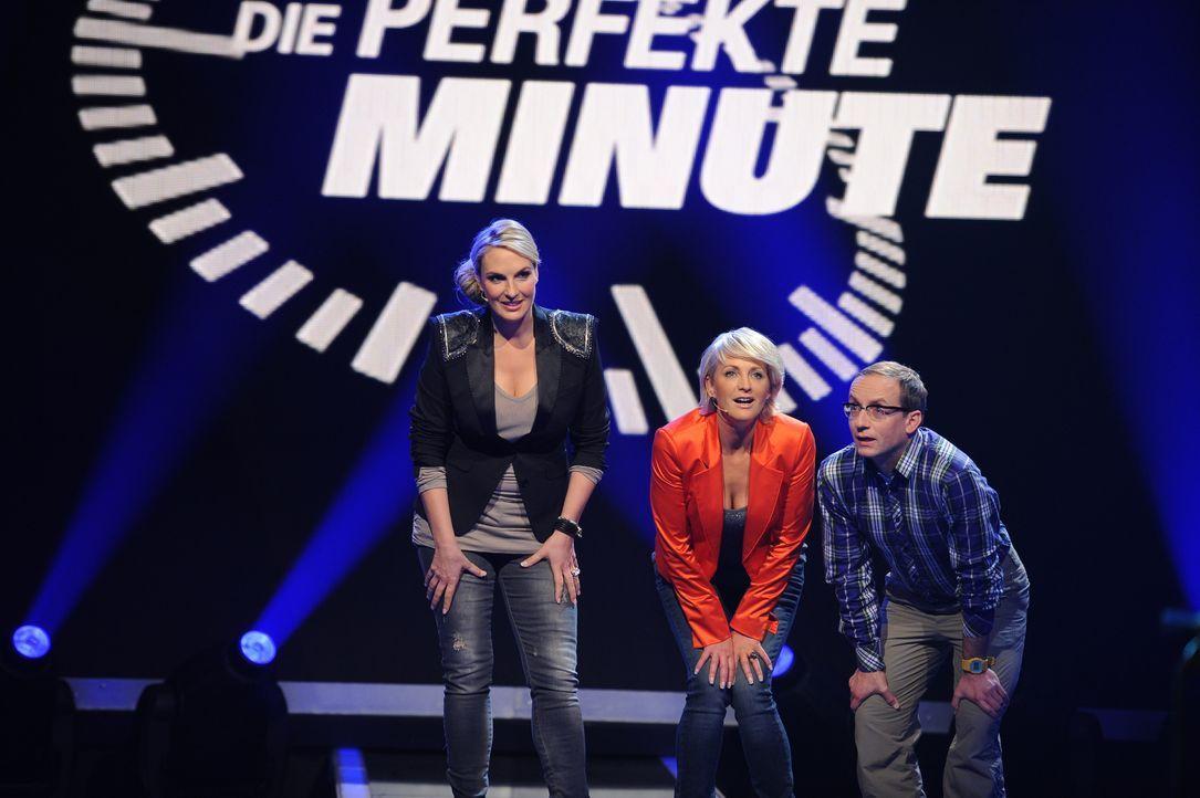 die-perfekte-minute-s03e01-120112-012 - Bildquelle: Willi Weber SAT.1