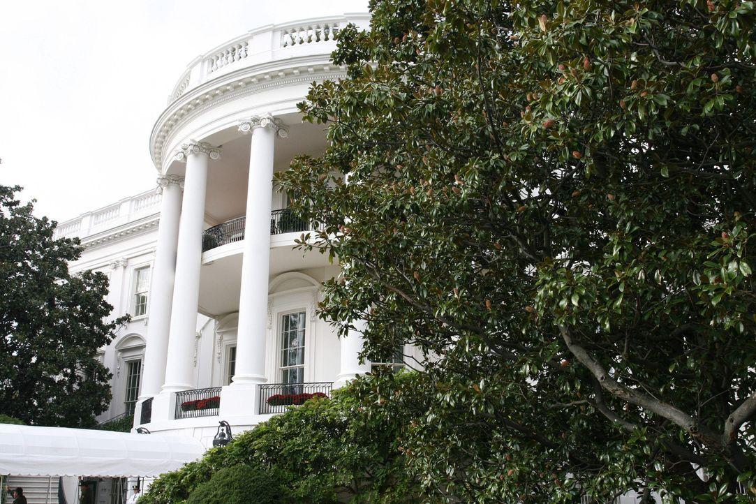 Vom Oval Office über Air Force One bis zu aufwändigen Dinnern im Weißen Haus hat die Kamera den Präsidenten auf Schritt und Tritt verfolgt. Von... - Bildquelle: J.J. Kelley National Geographic Television International