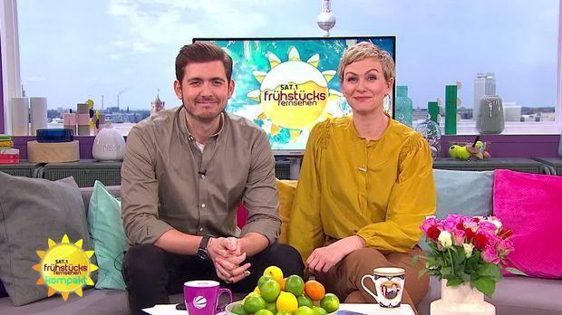Frühstücksfernsehen - Frühstücksfernsehen - 17.02.2020: Babyboom, Onlineschnäppchen & Erste Dates