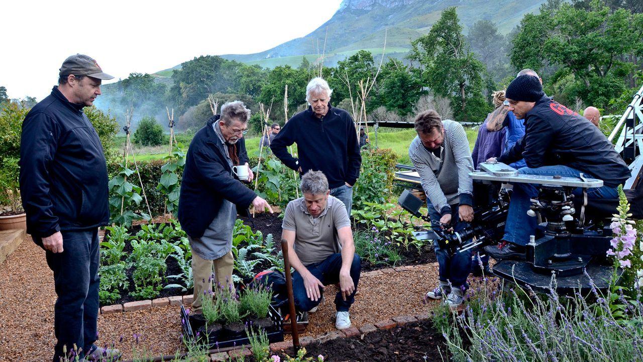 Das-verlorene-Labyrinth-Setbild-06-Tandem-Film-Afrika - Bildquelle: SAT.1/2011Tandem Productions GmbH & Film Afrika Worldwide (Pty) Limited South Africa. All Rights Reserved.