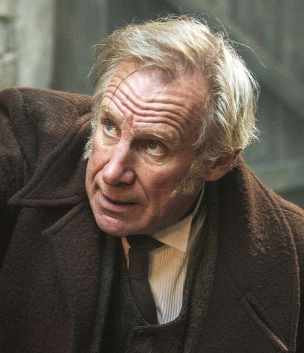Jack the Ripper: Nicholas Farrell als Samuel Harris - Bildquelle: Foto: © SAT.1/Algimantas Babravicius