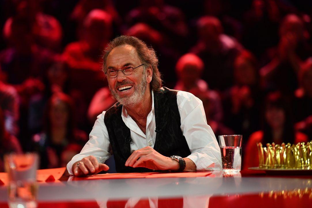 Ihm sind die Lacher garantiert: Hugo Egon Balder ... - Bildquelle: Willi Weber SAT.1