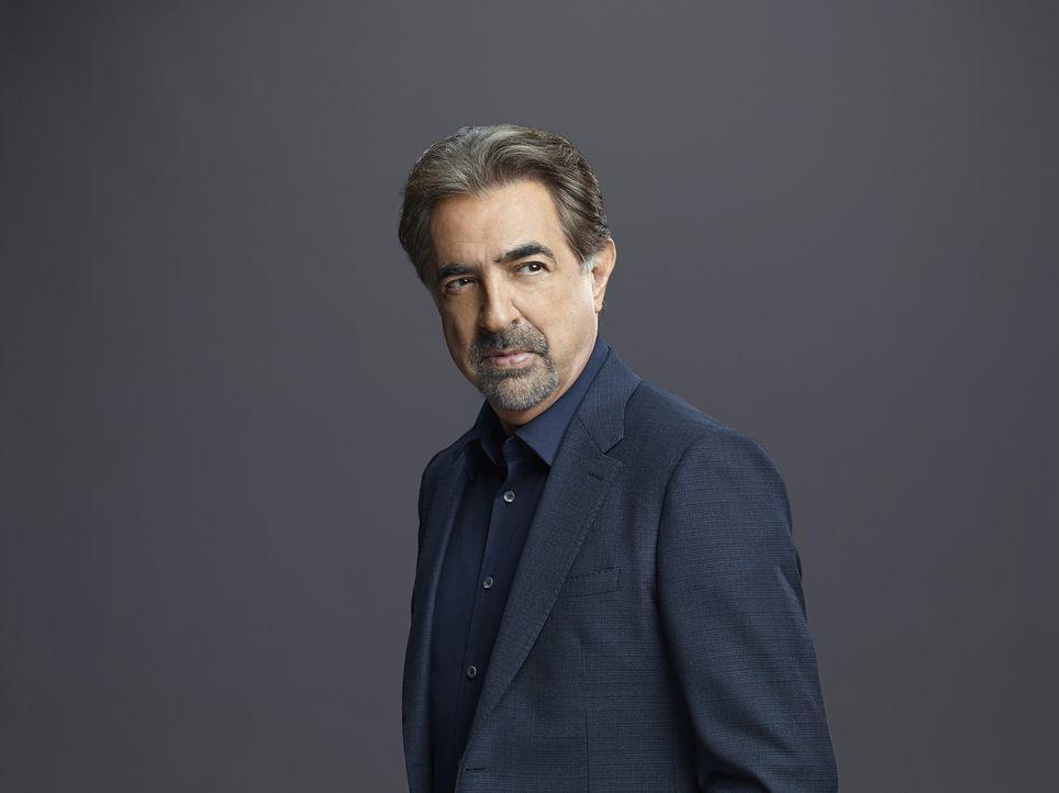 (10. Staffel) - Gibt alles, um jeden Serientäter zur Strecke zu bringen: Special Agent David Rossi (Joe Mantegna) ... - Bildquelle: Cliff Lipson ABC Studios
