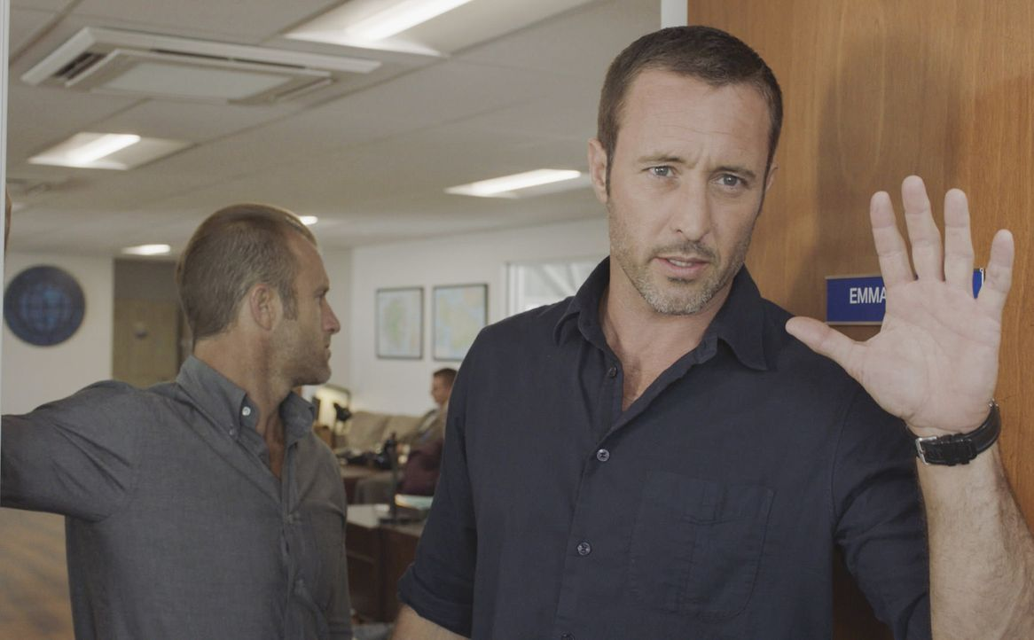 Steve McGarrett (Alex O'Loughlin) - Bildquelle: 2018 CBS Broadcasting, Inc. All Rights Reserved