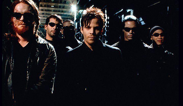 Sie wollen die Macht über das gesamte Universum an sich reißen: die Blutsauger Deacon Frost (Stephen Dorff, M.) und Quinn (Donal Logue, l.) mit ihre... - Bildquelle: Warner Bros.