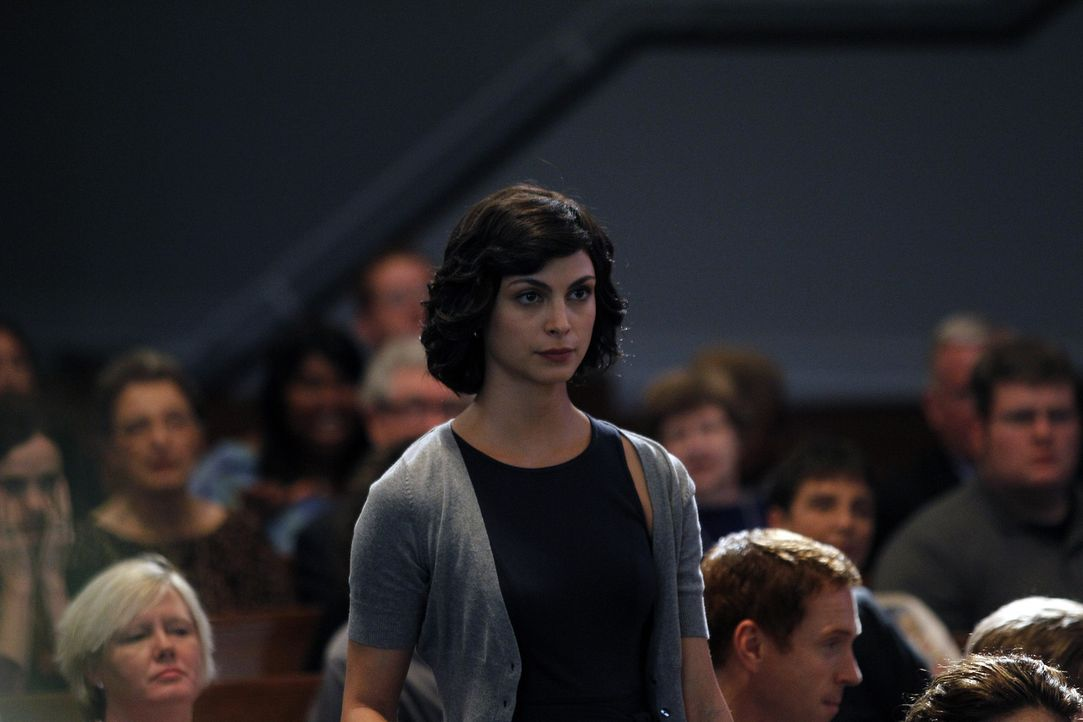 Wenn Brody keine Hilfe annimmt, will Jessica (Morena Baccarin) weitreichende Konsequenzen ziehen ... - Bildquelle: 2011 Twentieth Century Fox Film Corporation. All rights reserved.