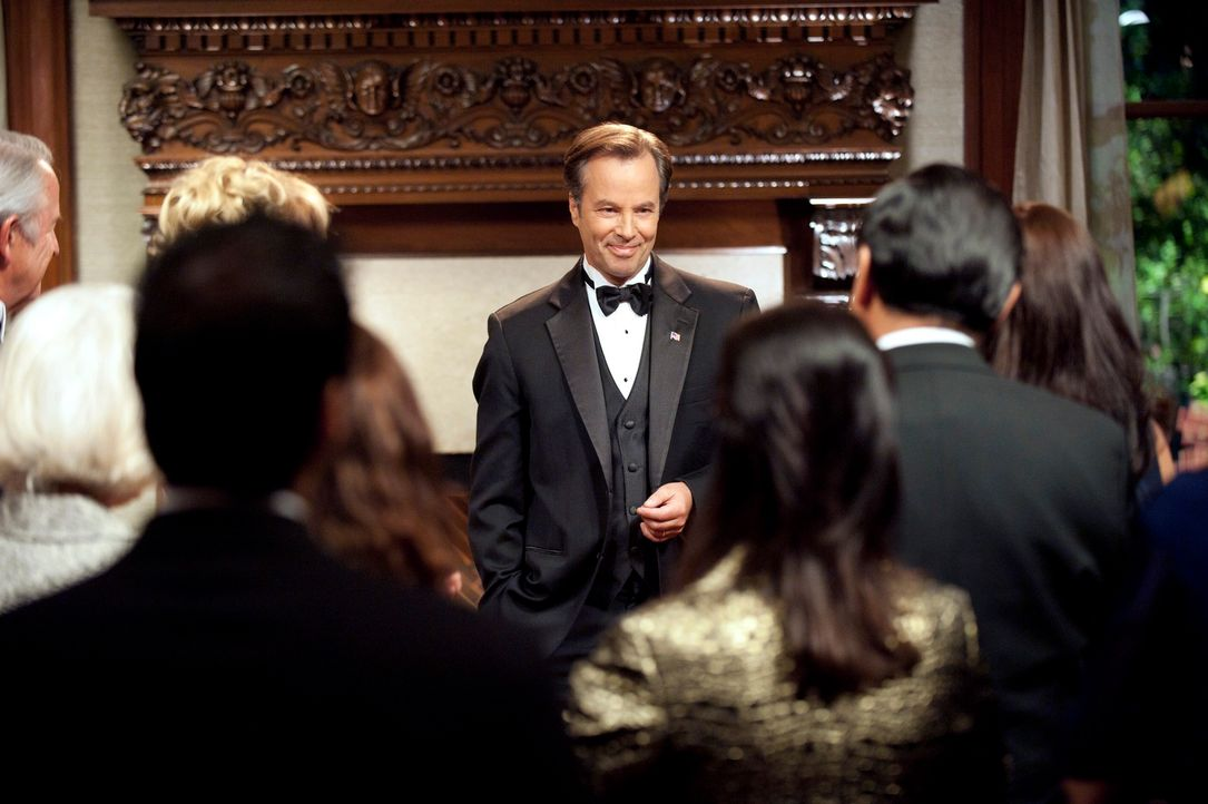 Was hat James Stanworth (Philip Casnoff) mit dem neuen Fall zu tun, in dem das BAU-Team gerade ermittelt? - Bildquelle: ABC Studios