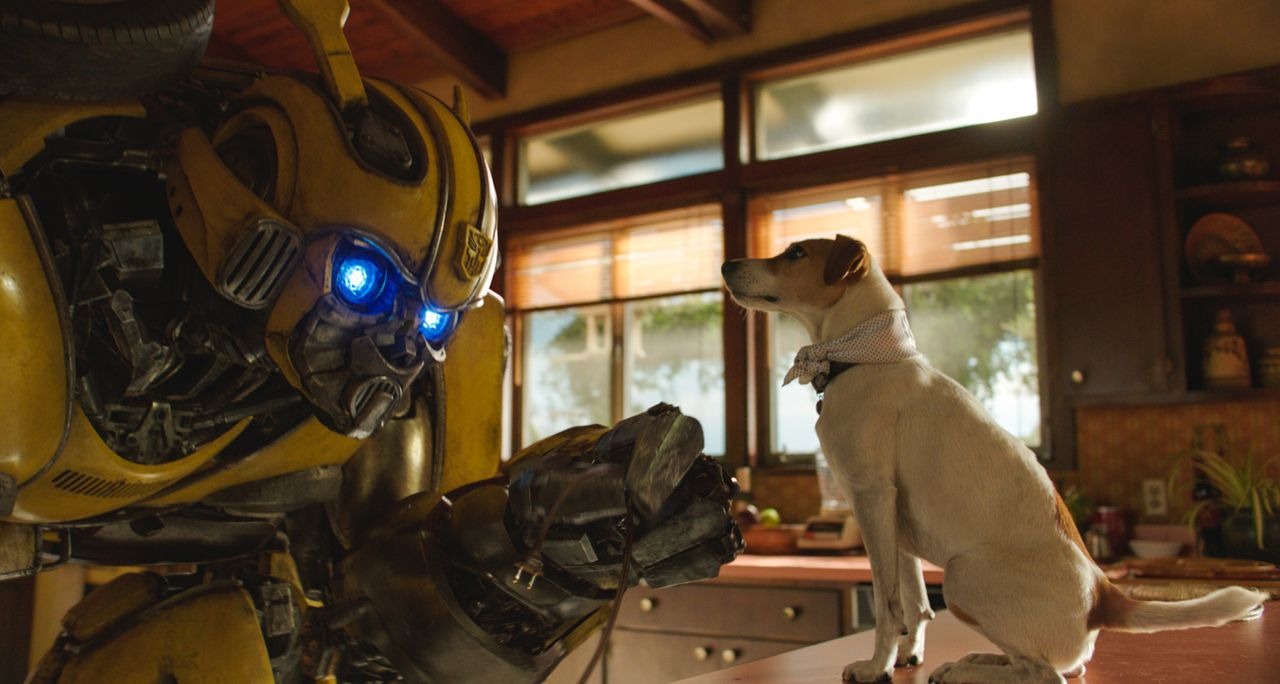 Bumblebee - Bildquelle: 2018 Paramount Pictures. All Rights Reserved.