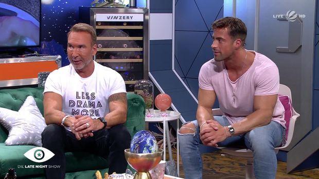 Promi Big Brother - Promi Big Brother - Tag 5 - Date Night Show, Schwärmereien Und Echte Hingucker